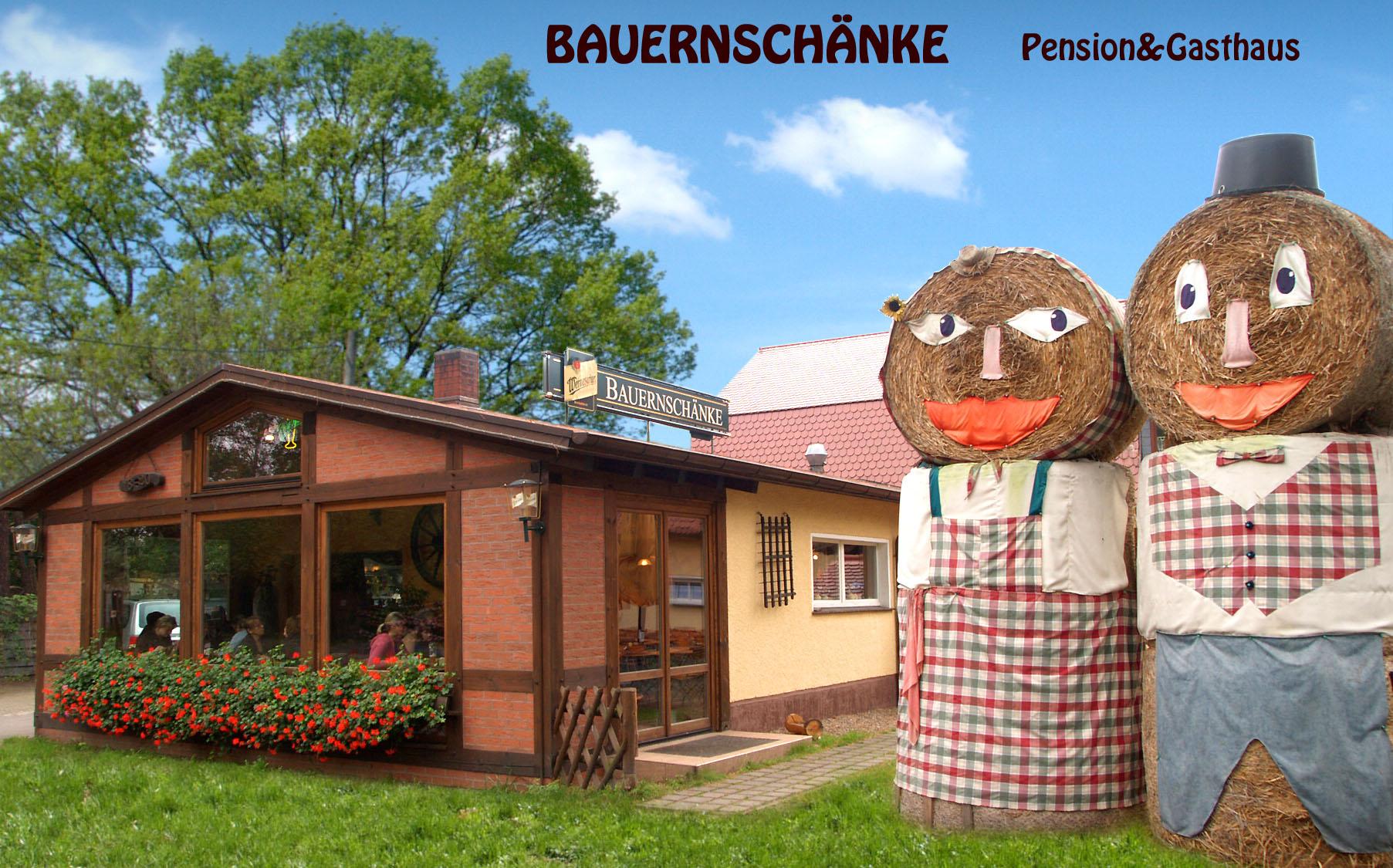 Bauernschänke Eggersdorf - Pension & Gasthaus